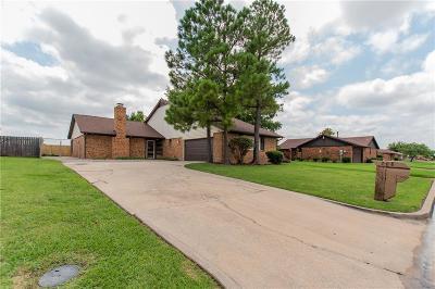Oklahoma City Single Family Home For Sale: 208 Corona Drive