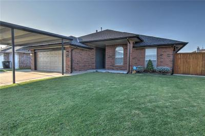 Moore OK Single Family Home For Sale: $187,500