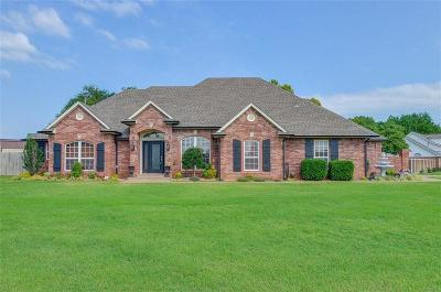 Tuttle Single Family Home For Sale: 5 Edith Lane