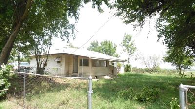 Cushing Single Family Home For Sale: 352637 E 770th