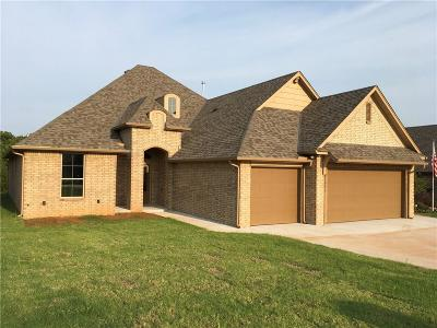 Choctaw Single Family Home For Sale: 2409 Forest Crossing