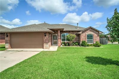 Midwest City Single Family Home For Sale: 10827 Turtle Back Drive
