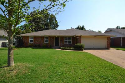 Oklahoma City Single Family Home For Sale: 2708 Chaucer Drive