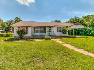 Choctaw Single Family Home For Sale: 2270 W Meyers Circle