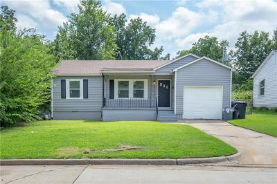 Oklahoma City Single Family Home For Sale: 3406 Pioneer Avenue