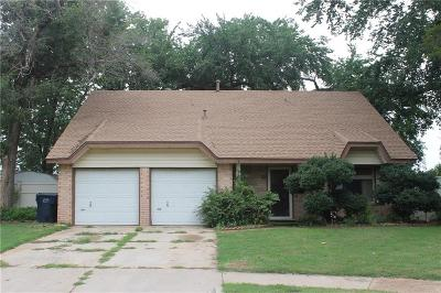 Oklahoma City Single Family Home For Sale: 5001 Federal
