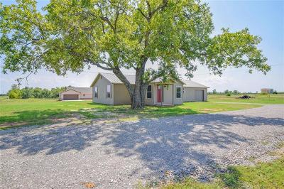 Blanchard OK Single Family Home For Sale: $129,900