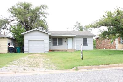 Oklahoma City Multi Family Home For Sale: 6 Investment Properties