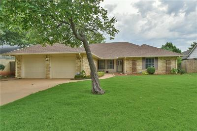 Oklahoma City Single Family Home For Sale: 2805 NW 117th Street