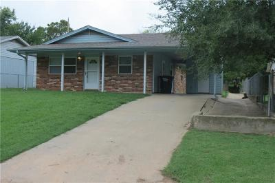 Shawnee Single Family Home For Sale: 614 S Aydelotte