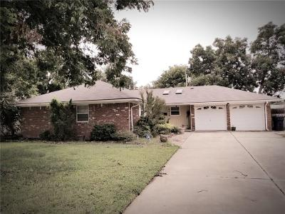 Oklahoma City Single Family Home For Sale: 4216 NW 53rd Street