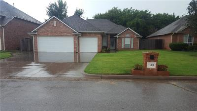Oklahoma City Single Family Home For Sale: 11801 Copper Trails