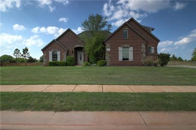 Edmond Single Family Home For Sale: 1975 Crossfield Drive