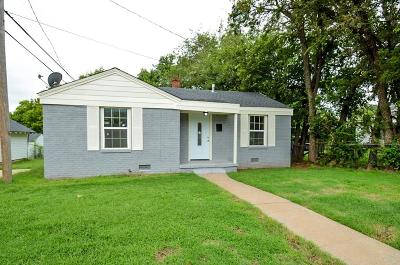 Oklahoma City Single Family Home For Sale: 1213 N Bath Avenue