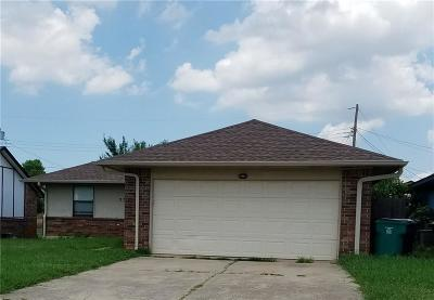 Oklahoma City Single Family Home For Sale: 309 NW 118th Street