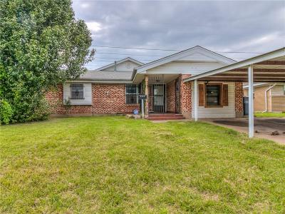 Oklahoma City Single Family Home For Sale: 3248 S Madole