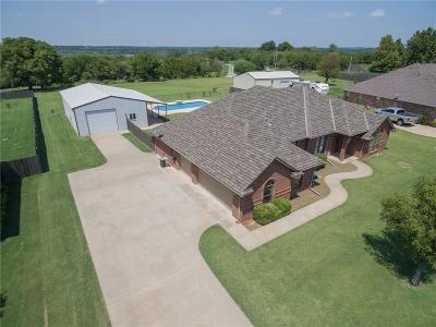 Tuttle Single Family Home For Sale: 4303 Frontier Lane