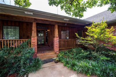 Edmond Single Family Home For Sale: 7635 Midwest Lane