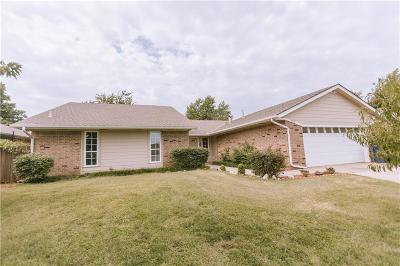 Oklahoma City Single Family Home For Sale: 6716 Greenway