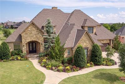Edmond Single Family Home For Sale: 17408 Hawks View Court