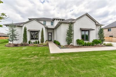 Edmond Single Family Home For Sale: 5324 Shades Bridge Road