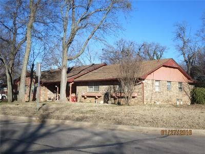 Del City Single Family Home For Sale: 3129 Oakbrook Drive