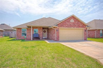 Shawnee Single Family Home For Sale: 2117 Crooked Oak Drive