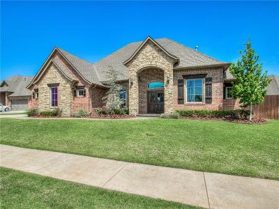 Edmond Single Family Home For Sale: 16208 James Thomas Court