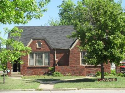 Oklahoma City Multi Family Home For Sale: 2545 NW 12