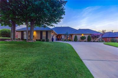 Edmond Single Family Home For Sale: 14821 Glenmark Drive