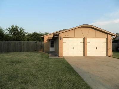 Moore Single Family Home For Sale: 2148 Goodrich