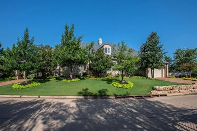 Nichols Hills Single Family Home For Sale: 2401 Grand