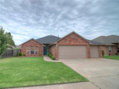 Yukon Single Family Home For Sale: 3920 Pamela Ln