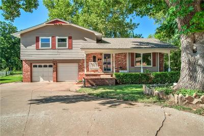 Guthrie Single Family Home For Sale: 1115 Magnolia Court