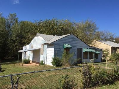 Oklahoma City Single Family Home For Sale: 1901 N Vine Street