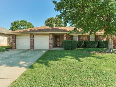 Oklahoma City Single Family Home For Sale: 8921 NW 83rd Street