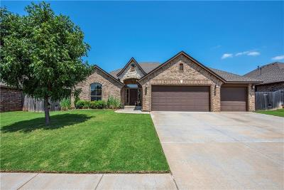 Oklahoma City Single Family Home For Sale: 3125 SW 140th Street