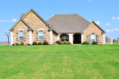 Choctaw Single Family Home For Sale: 760 Silver Chase
