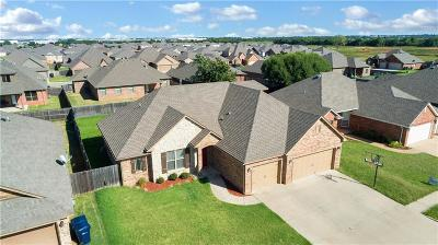Oklahoma City Single Family Home For Sale: 4808 Millstone Drive