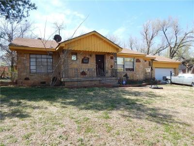 Oklahoma City Single Family Home For Sale: 2711 N Lyons Drive