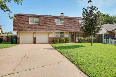 Oklahoma City Single Family Home For Sale: 3729 SE 52nd