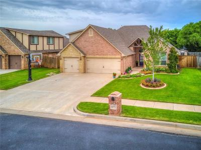 Edmond Single Family Home For Sale: 15221 Western Vista Drive