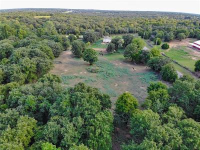 Newalla Single Family Home For Sale: 5900 Permian Drive
