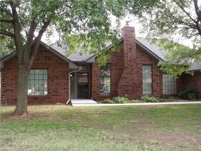 Oklahoma City Single Family Home For Sale: 8104 NW 118th
