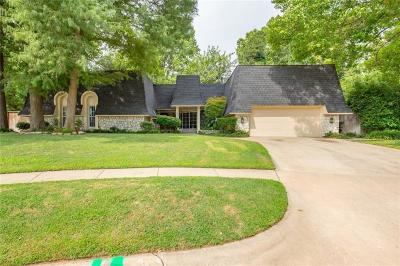 Single Family Home For Sale: 1226 Greenbriar Court