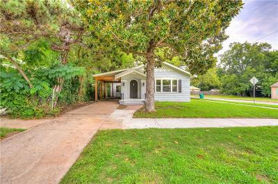 Oklahoma City Single Family Home For Sale: 2201 NW 13th Street