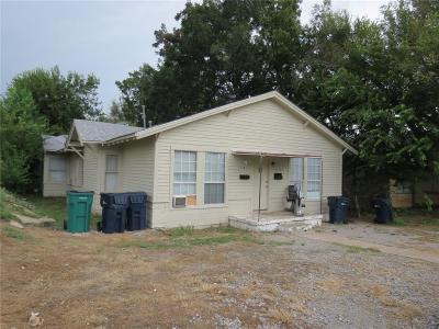 Multi Family Home For Sale: 3007 NW 27th Street
