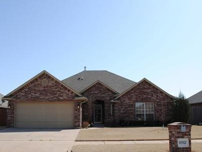 Oklahoma City Single Family Home For Sale: 8912 NW 113th Street
