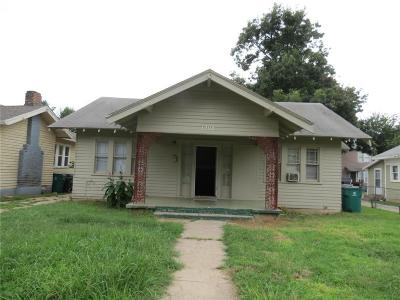 Oklahoma City Single Family Home For Sale: 1908 NW 11th Street