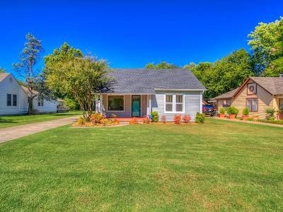 Norman Single Family Home For Sale: 1127 W Symmes